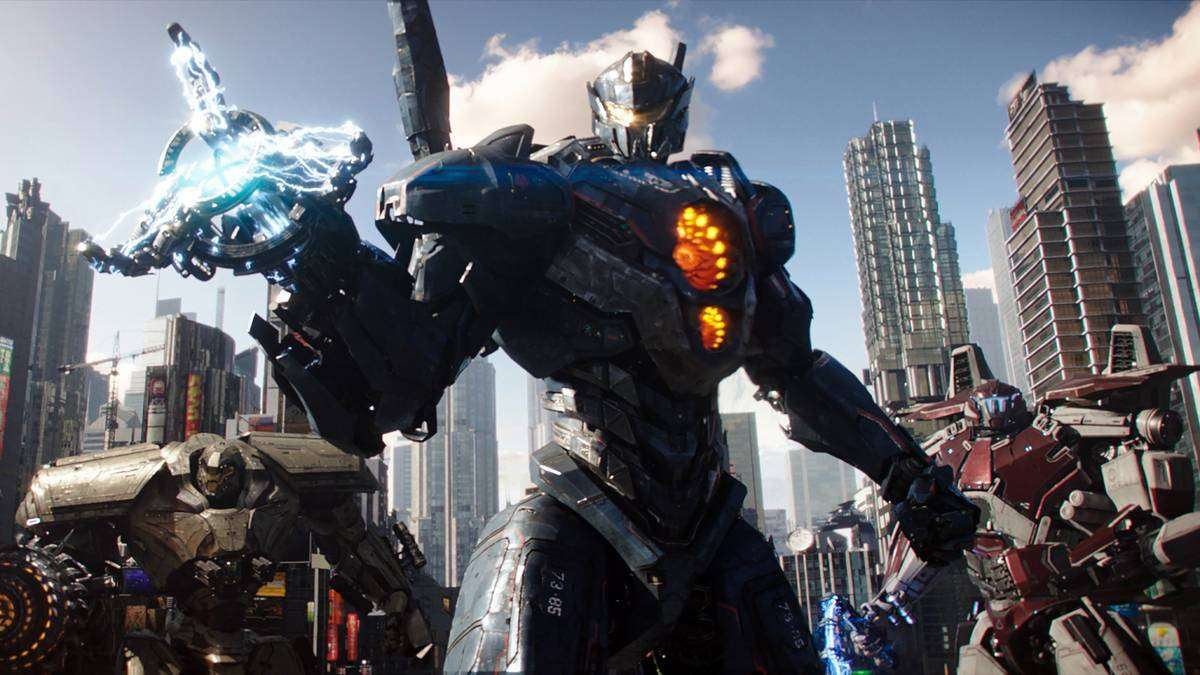 Preview Pacific Rim Uprising 2018