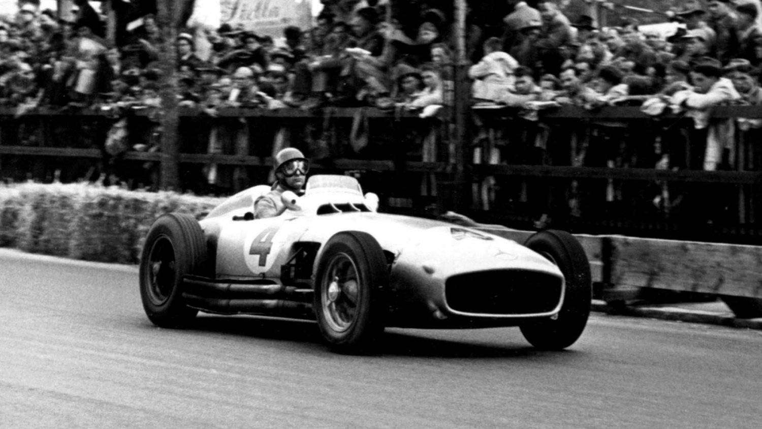 A Life of Speed: The Juan Manuel Fangio Story