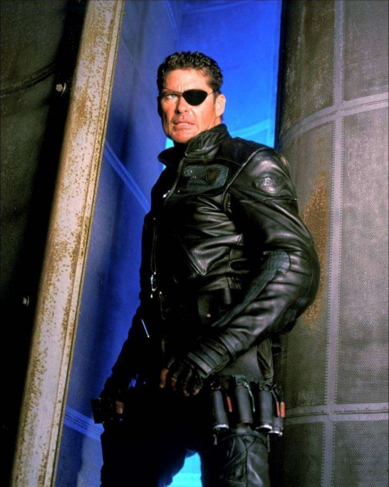 Nick Fury - Agent Of Shield (1998)