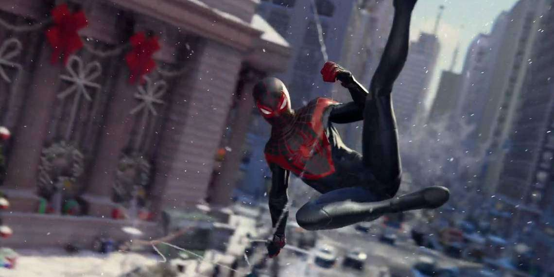 Spider Man Sequel Revealed For Ps5