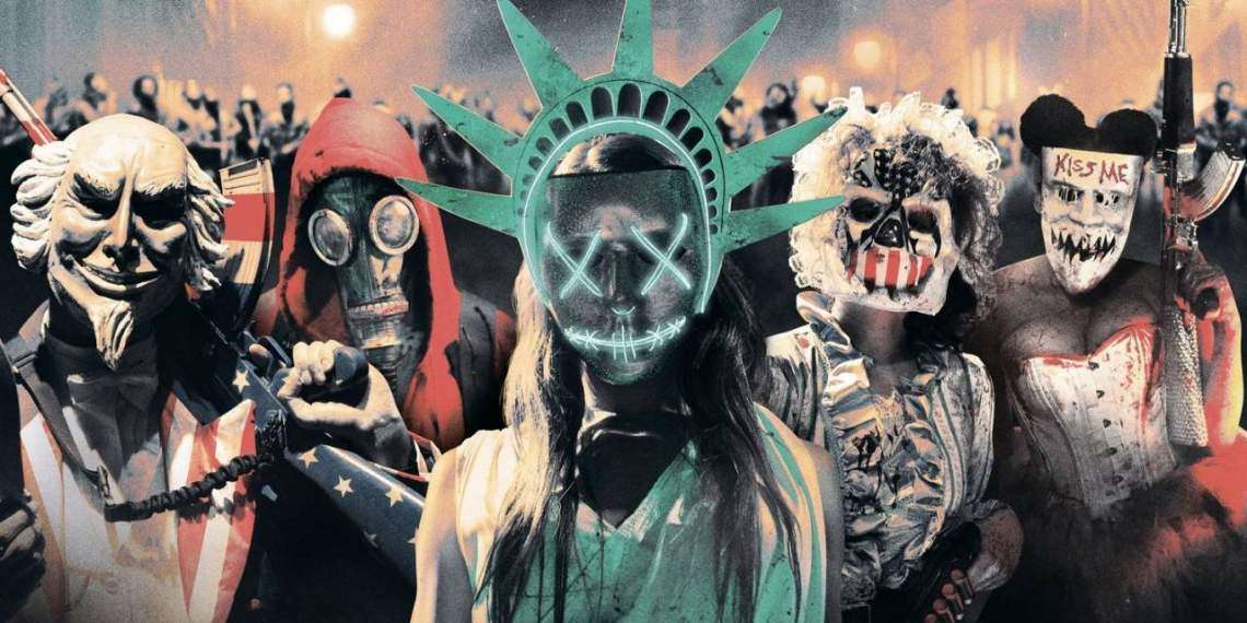 The Forever Purge © Blumhouse