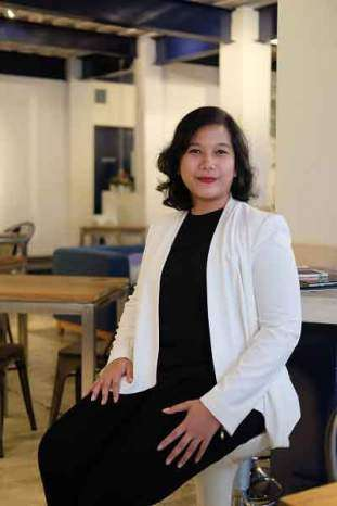 Kooswardini Wulandari - Communications Manager Netflix.