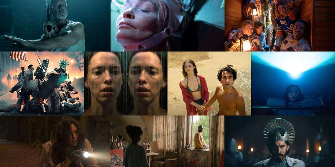 Candyman, The Night House, The Last Matinee, Don't Breathe 2, The Green Knight, Werewolves Within, Old, Demonic, The Conjuring 3,