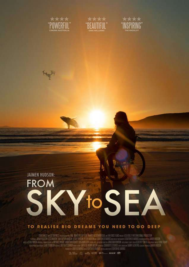From Sky to Sea