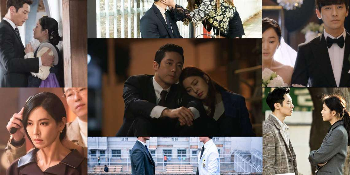 The Last Empress, Graceful Family, Mask, The Penthouse, Doctor Prisoner, Taxi Driver