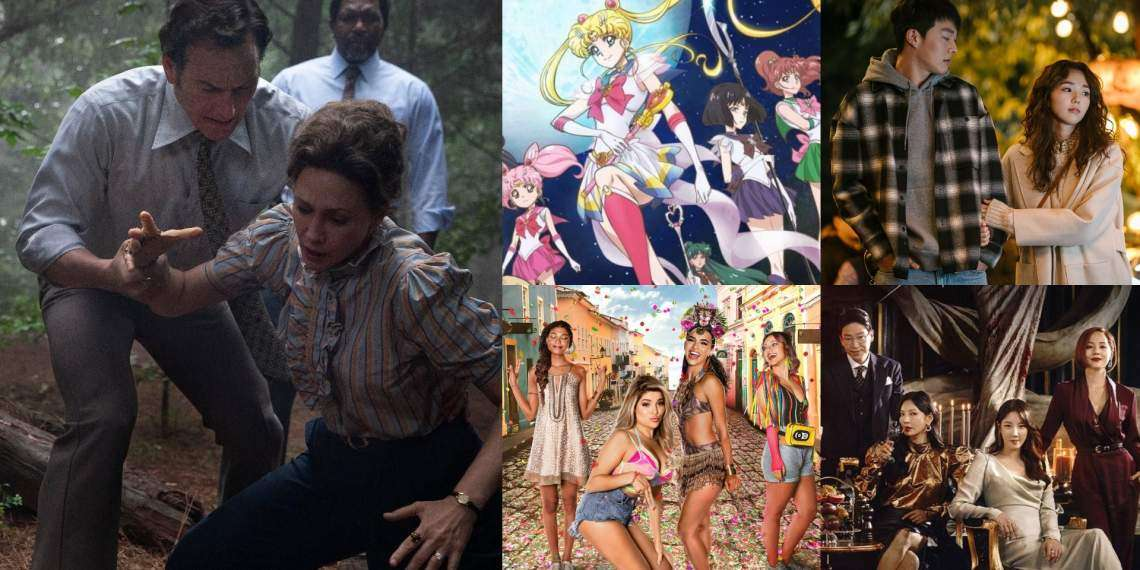 Carnaval, Penthouse Season 3, The Conjuring The Devil Made Me Do It
