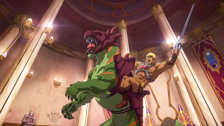 Masters of the Universe: Revealation